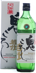 "Wakatake Onigoroshi ""Demon Slayer"" - Sake Social  - 1"