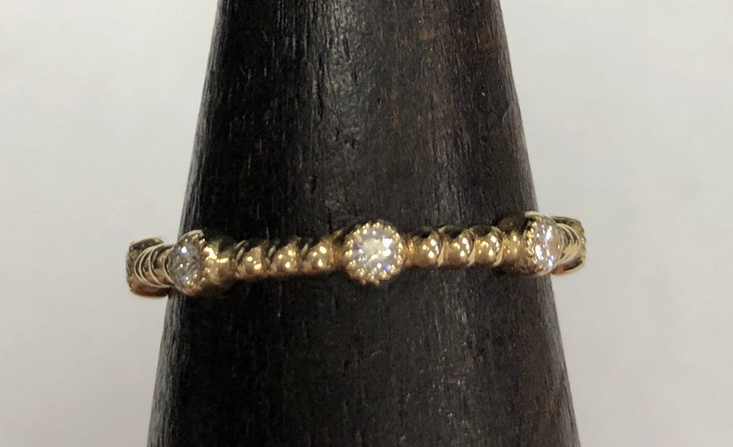 Diamond Stacking Band