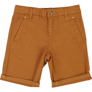 Tan Bermuda Short
