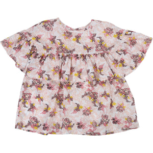 Rose Floral Blouse