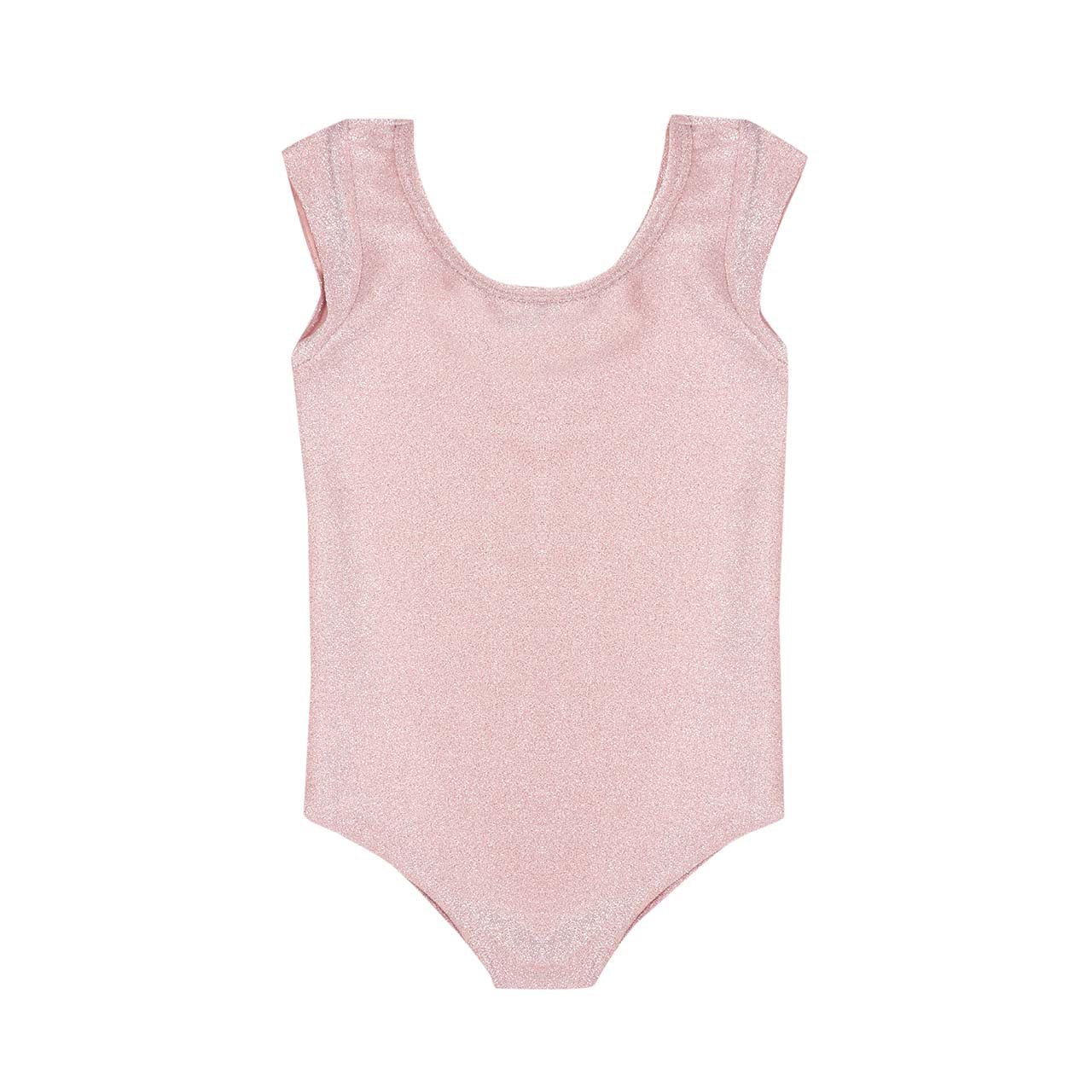 Tiny Dancer Leotard Desert Pink