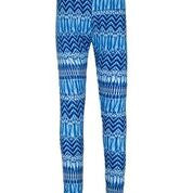 Leggings Indigo Waves
