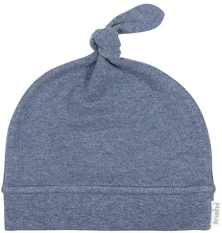 Organic Beanie - Moonlight