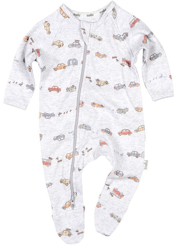 Long Sleeve Onesie - Duck Duck