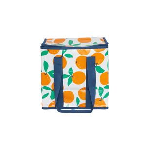 Insulated Tote - Oranges