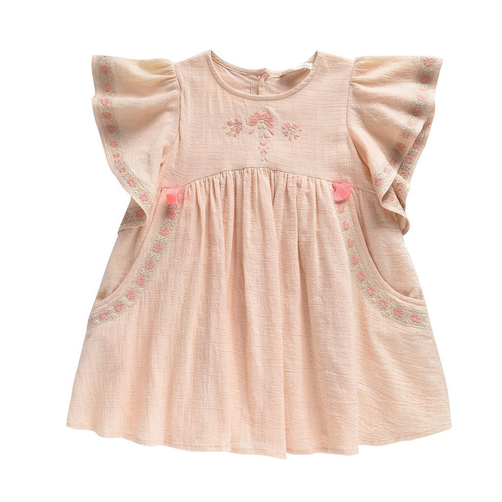Hindaka Blush Dress