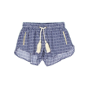 Luca Relaxed Shorts - Blue Bell