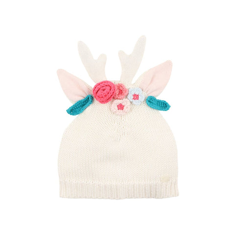 Rose Deer Hat