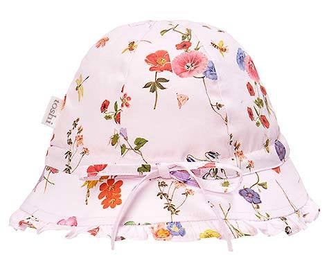 Bell Hat Pretty Gypsy Blush