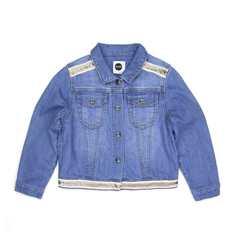 Delilah Denim Jacket