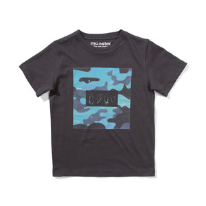 Icon Camo Jersey SS Tee