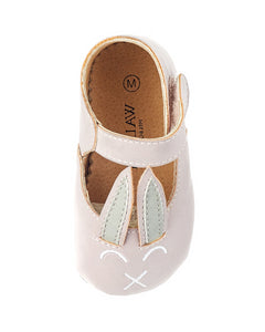 Robyn Bunny Mary Jane Shoe - Blush