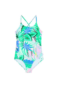 Girls Miami Vice One Piece Tank