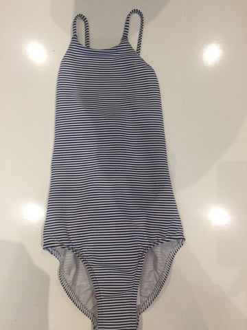 Seafolly Riviera Belle Stripe Tank Indig
