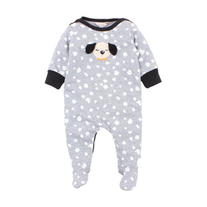 Spot Dog Applique Romper