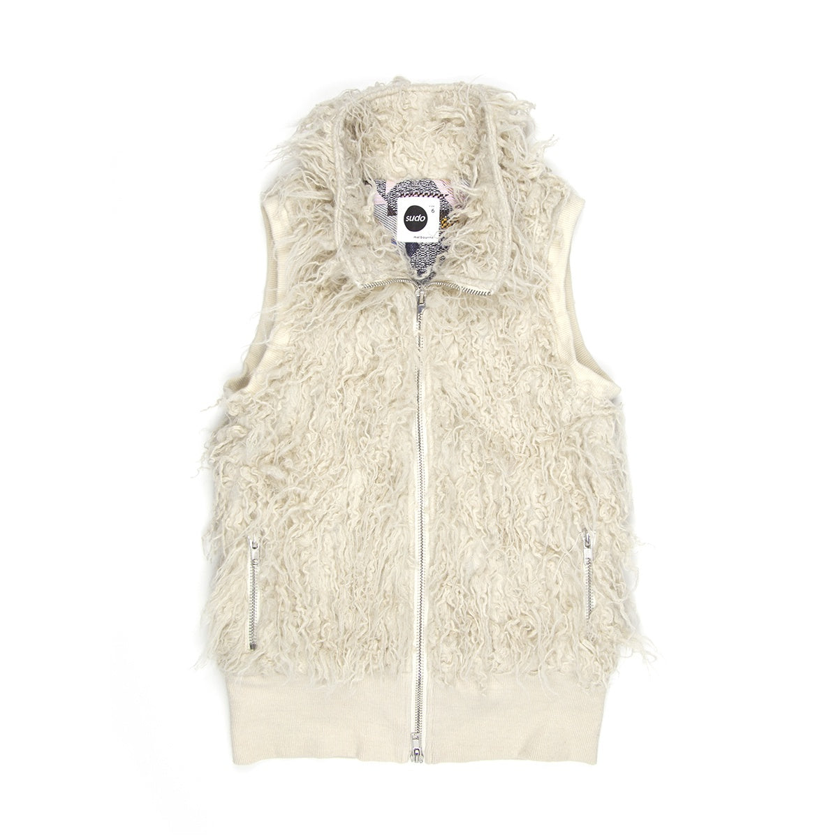 Sudo Loyal Faux Fur Vest