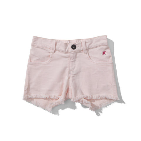 Tiki Denim Short Blush
