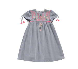 Dress Coconut - Silver Cloud