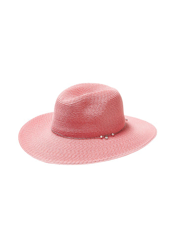 Girls Strawberry Pink Hat