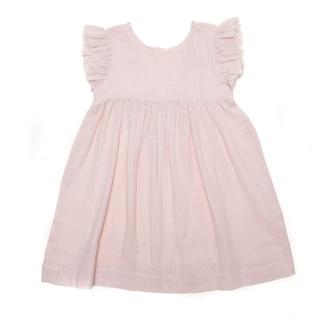 Faith Dress Pink