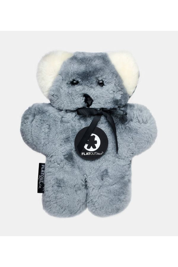 Flat Out Bear - Koala Grey