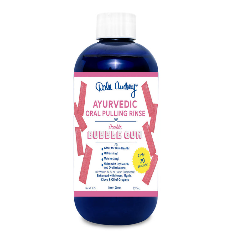Dale Audrey ® R.D.H. Ayurvedic Oral Pulling Rinse 8 oz