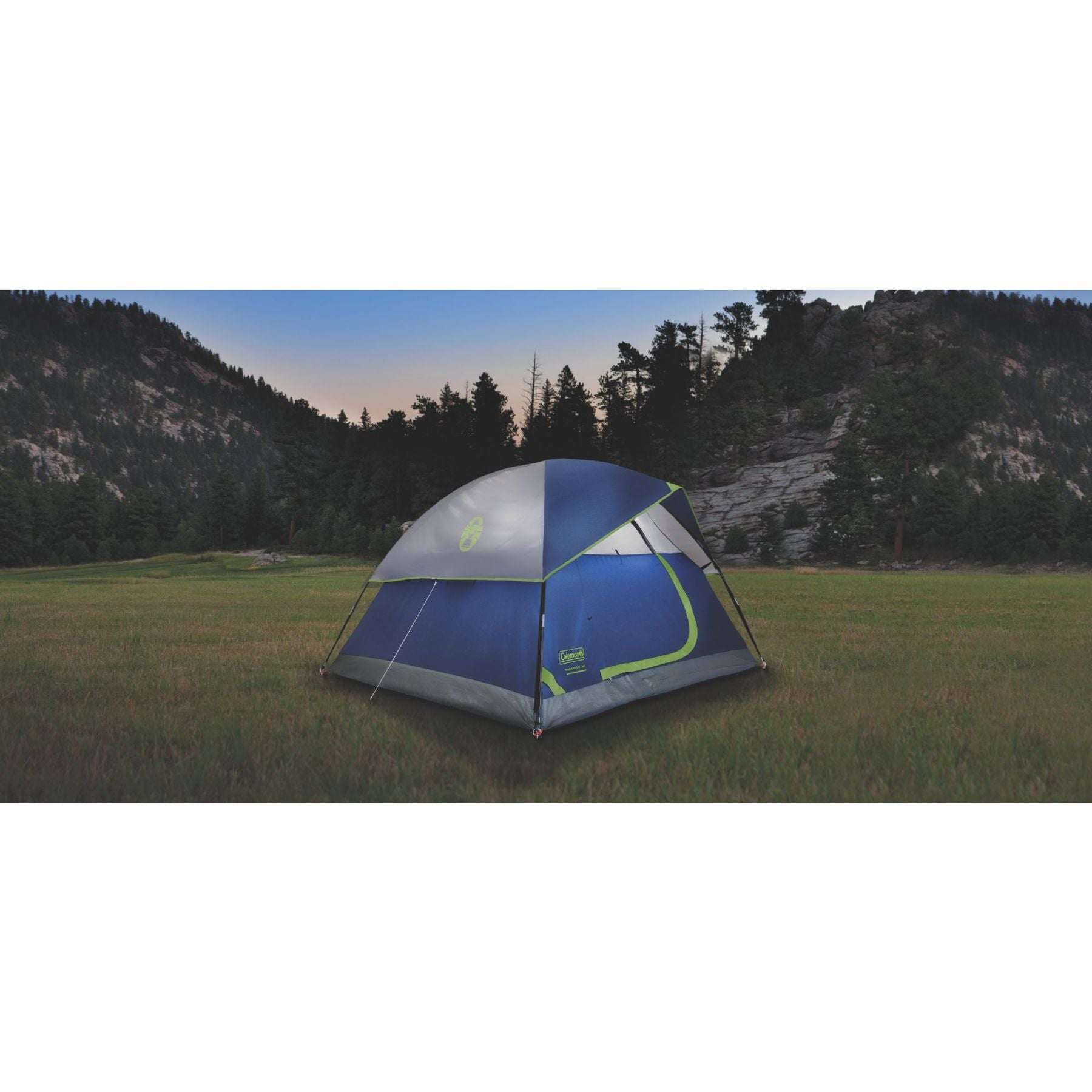 Coleman Sundome® 3-Person Dome Tent