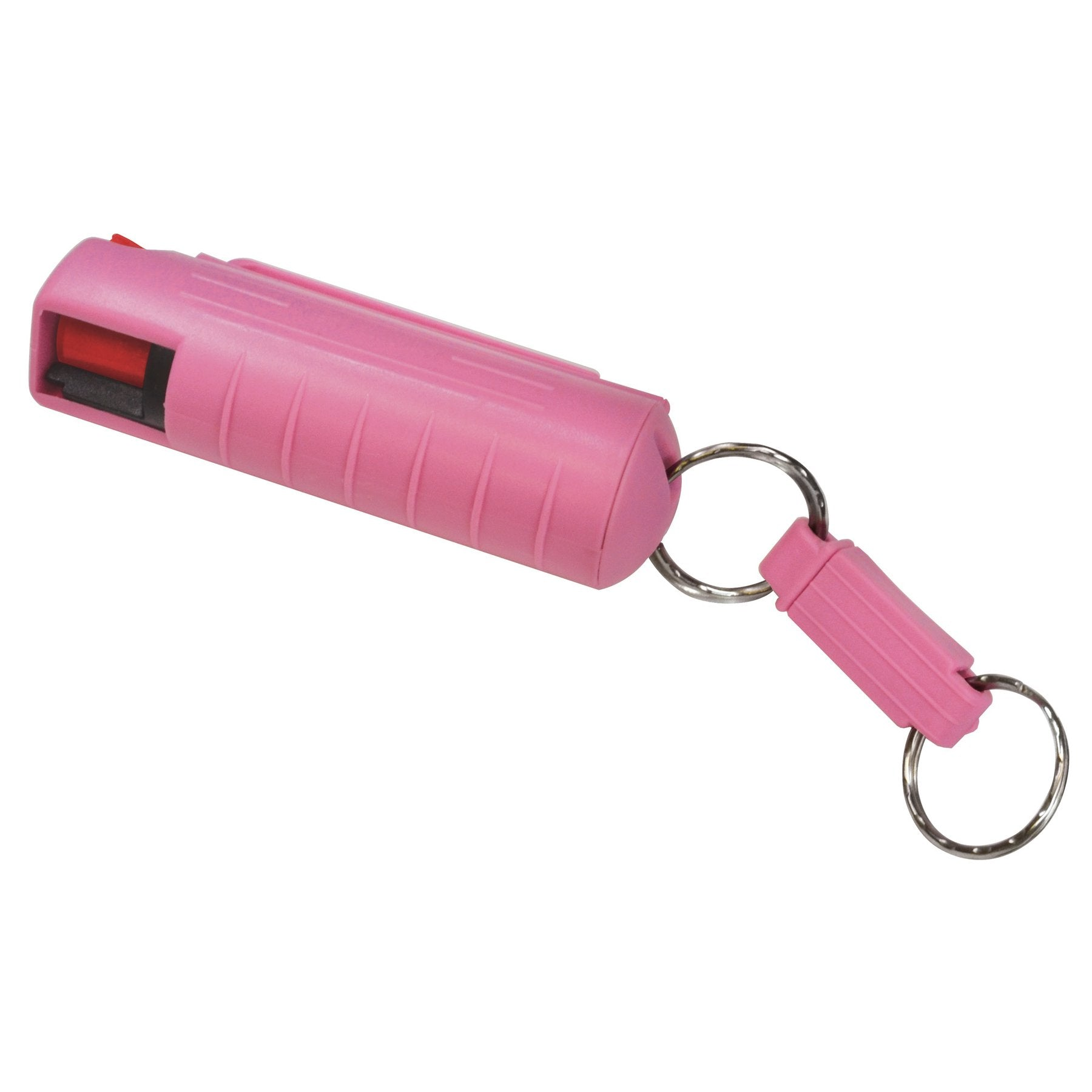 Pepper Spray with pink hard case