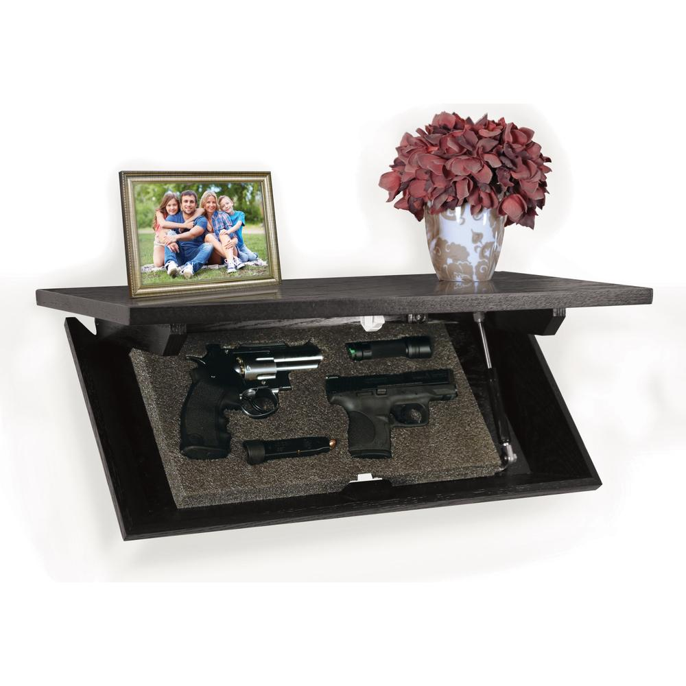 24″ Concealment Shelf - Covert Cabinets