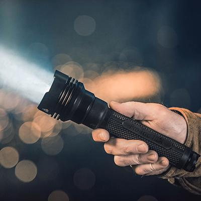 2200 Lumens Tactical Flashlight