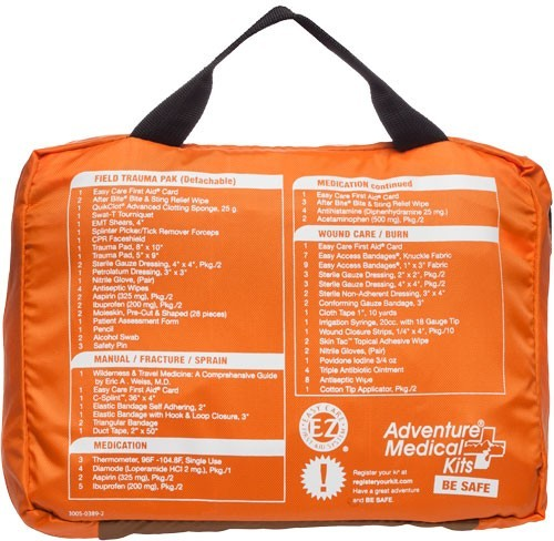 Sportsman Grizzly Medical Kit (1-14 People/ 14 Days)