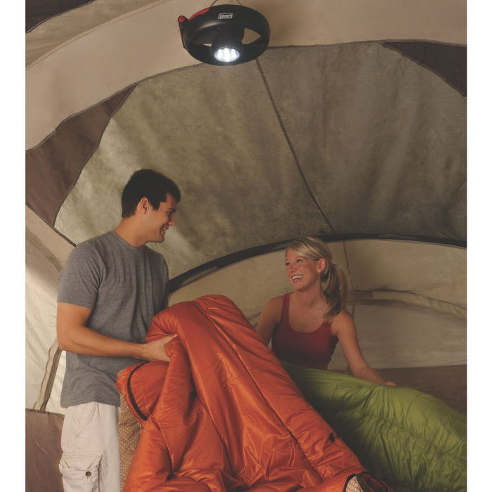Coleman CPX 6 Lighted Tent Fan w/ Stand