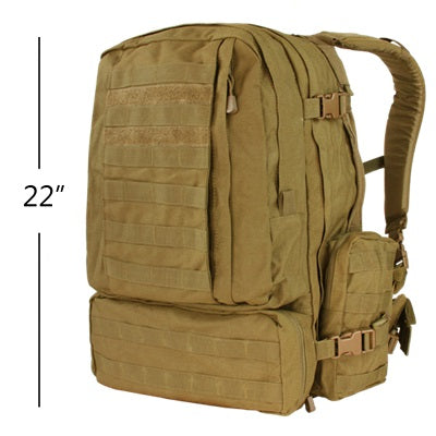 The 3-Day Backpack (Bullet Proof)