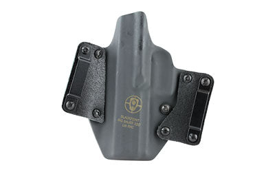 BLACKPOINT LEATHER WING OWB HOLSTER FOR SIG P320 RH BK