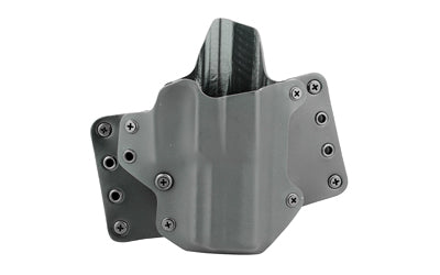 BLACKPOINT LEATHER WING OWB HOLSTER FOR SIG P320C RH BK