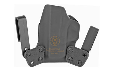 BLACKPOINT MINI WING IWB HOLSTER FOR HELLCAT RH BLK