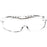 3M/Peltor, Glasses, Clear Frame, ANSI Z87.1