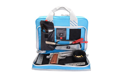 G-OUTDRS GPS QUAD PISTOL BAG BLUE