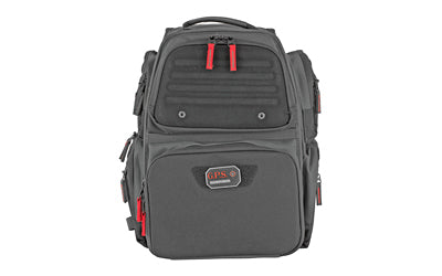 G-OUTDRS GPS EXECUTIVE BACKPACK GRAY