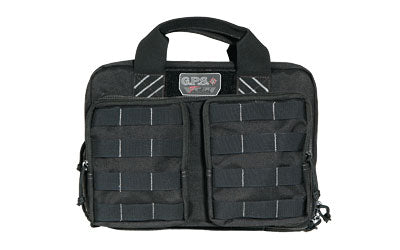 G-OUTDRS GPS TAC QUAD RANGE BAG BLK