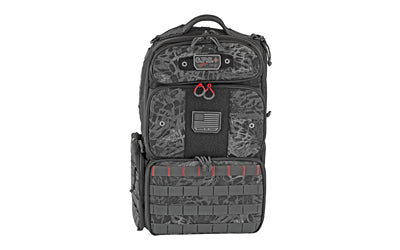 G-OUTDRS GPS TAC RANGE PACK BLK OUT