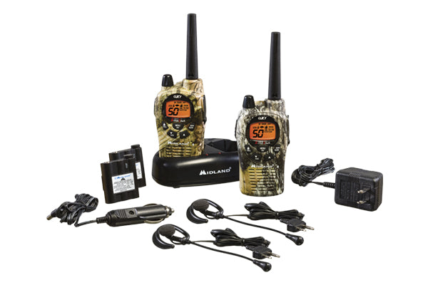 Midland GXT1050 36 Mile Range Value Pack