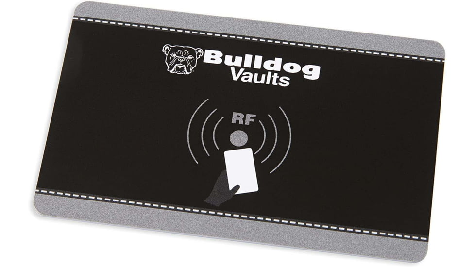 Bulldog Magnum LED Quick Vault Safe 11.5 x 10 x 8 - Quick Access