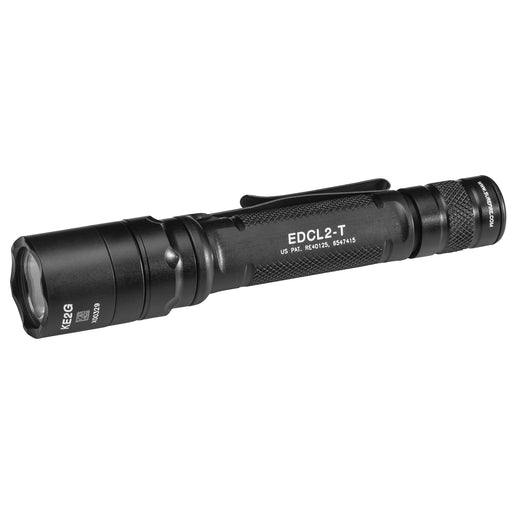 Tactical Everyday Carry LED Flashlight - Surefire