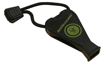 UST JETSCREAM WHISTLE BLACK