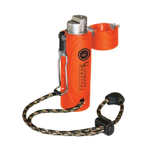 Trekker™ Stormproof Lighter, Orange