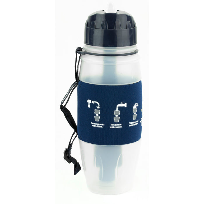 Seychelle Water Bottle - 100 Gallon Filter