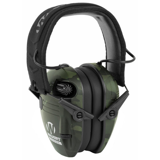 Walker's Razor Slim, Electronic Earmuff, Multicam Black