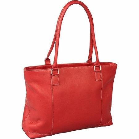 Leather Laptop Tote (Bullet Proof)