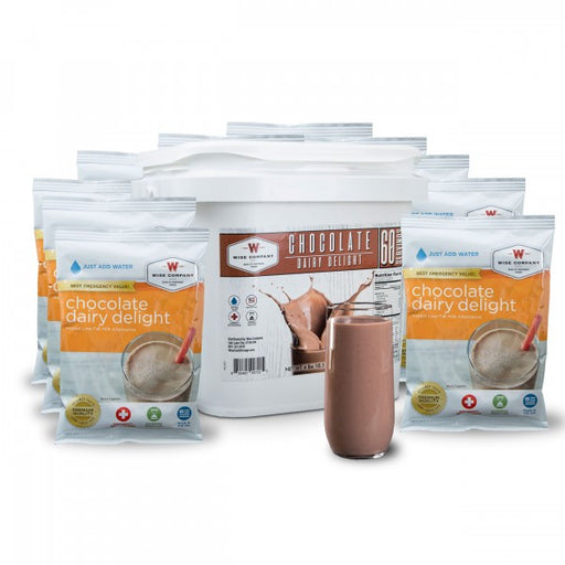 Chocolate Milk Bucket - 60 Servings